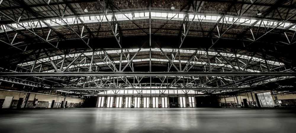 Our conference venue Arena Berlin